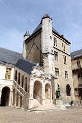 Palais des Ducs in Dijon, Burgundy