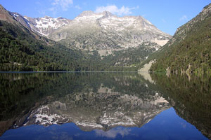 Pyrenees Mountains in southwestern France